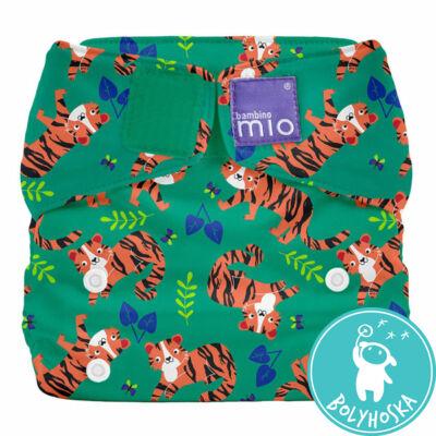 Bambino Mio MioSolo All-In-One TIGER TANGO egyméretes mosható pelenka