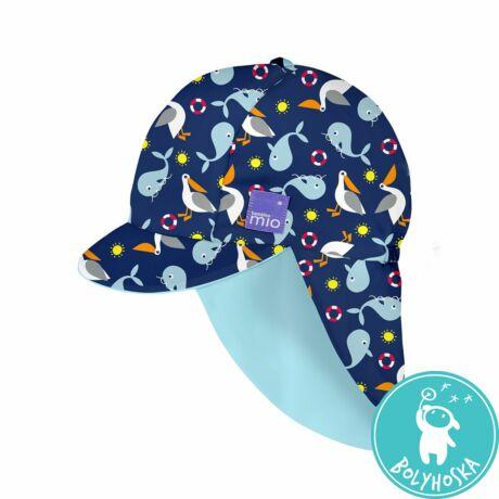 Bambino Mio Gyermek UV szűrős fürdő sapka, UV 50+, méret S/M, Nautical