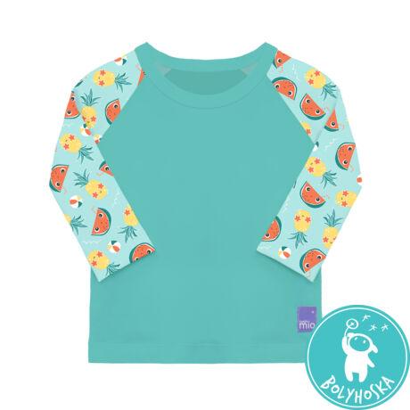 Bambino Mio Gyerek póló vízbe UV szűrővel Tropical L méret