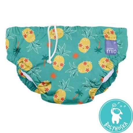 Bambino Mio úszópelenka Pineapple Party XL 12-15 kg