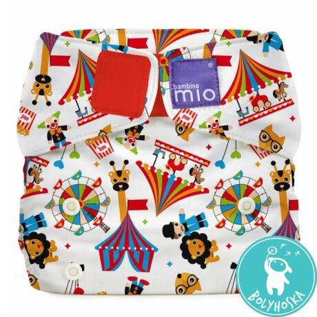 Bambino Mio MioSolo All-In-One CIRCUS egyméretes mosható pelenka