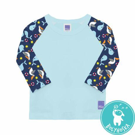 Bambino Mio Gyerek póló vízbe UV szűrővel Nautica L méret