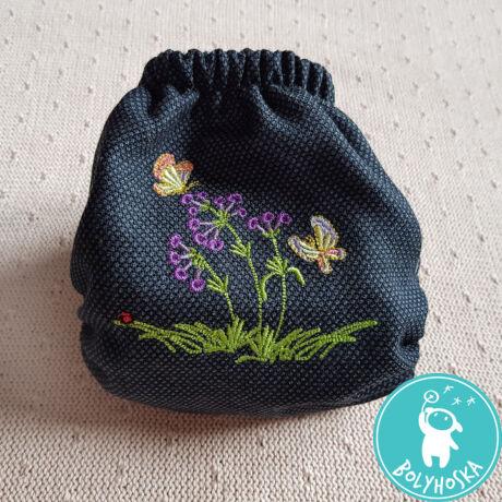 puppi gyapjú külső lavender levendula