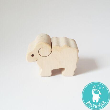 Natúr fa bárány