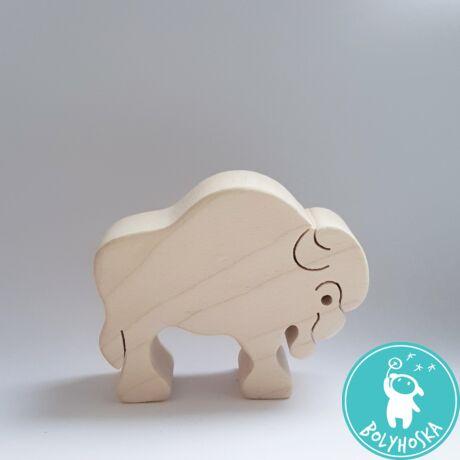 Natúr fa bölény