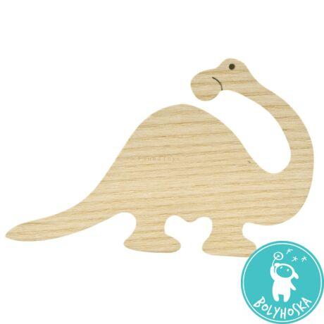 Natúr fa brontoszaurusz