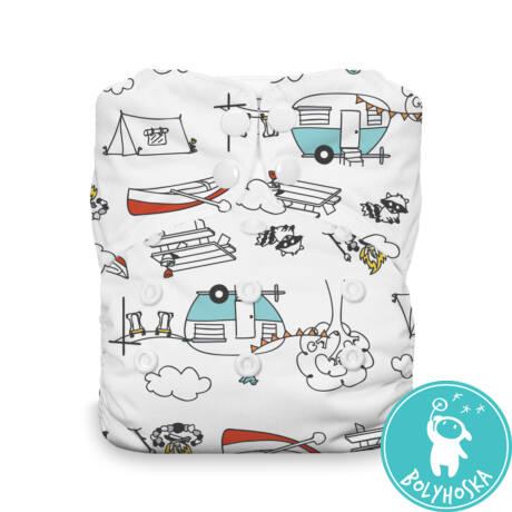 happy camper stay dry natural aio