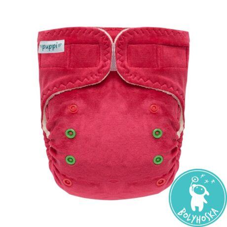 puppi zsebes belső pink blush
