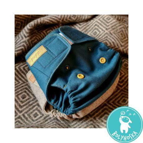 puppi gyapjú külső royal blue