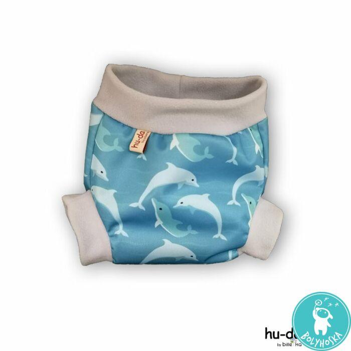 hu-da delfin bebújós külső