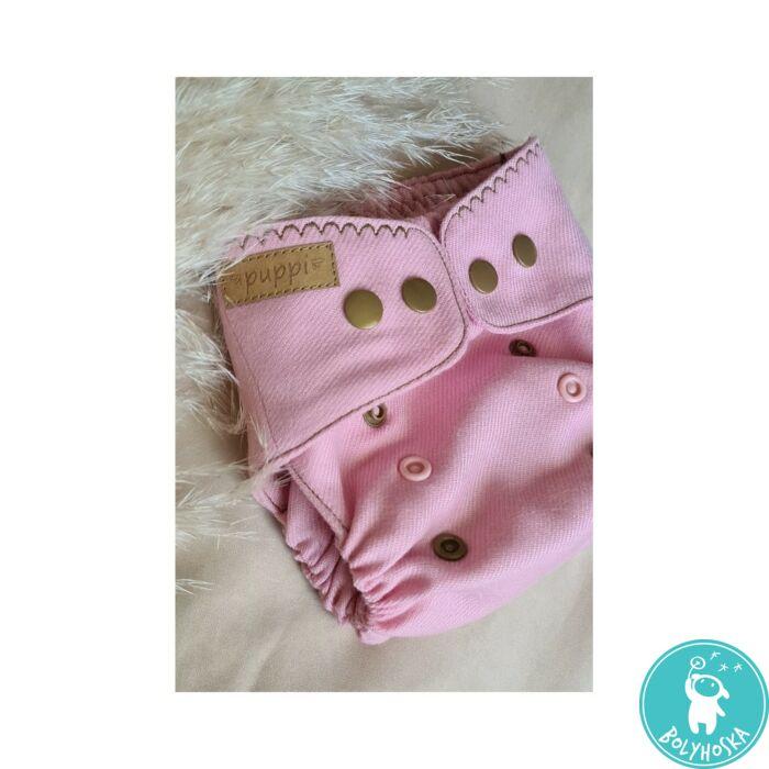 puppi gyapjú külső peony rózsaszín