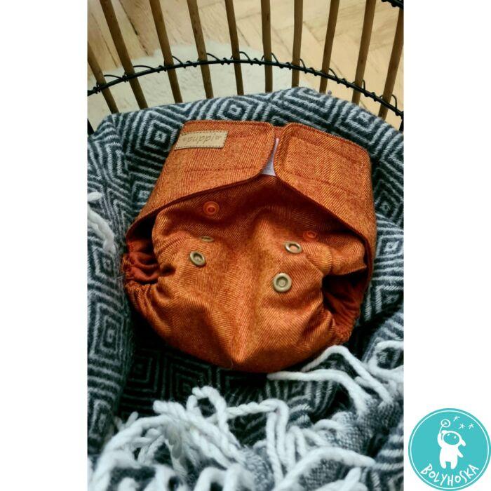 puppi gyapjú külső rusty fox